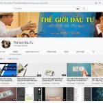 Kênh video của David và copy trade Kênh youtube Đầu tư gì cùng David.