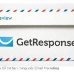 Nhân viên của tôi dùng Getresponse và công cụ marketing Notelesale