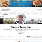 Facebook của tôi là gì?